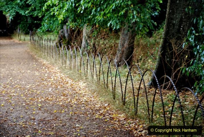 2020-08-19 Covid 19 Visit The Vyne (NT) near Basingstoke, Hampshire. (71)  071