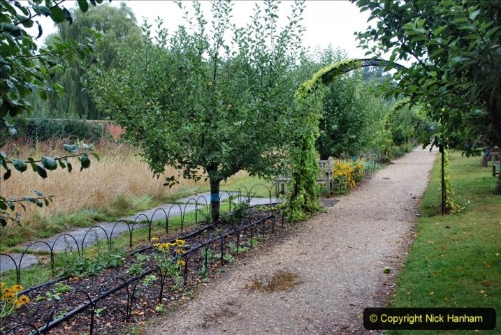2020-08-19 Covid 19 Visit The Vyne (NT) near Basingstoke, Hampshire. (72)  072