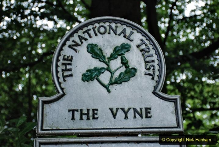 2020-08-19 Covid 19 Visit The Vyne (NT) near Basingstoke, Hampshire. (97)  097