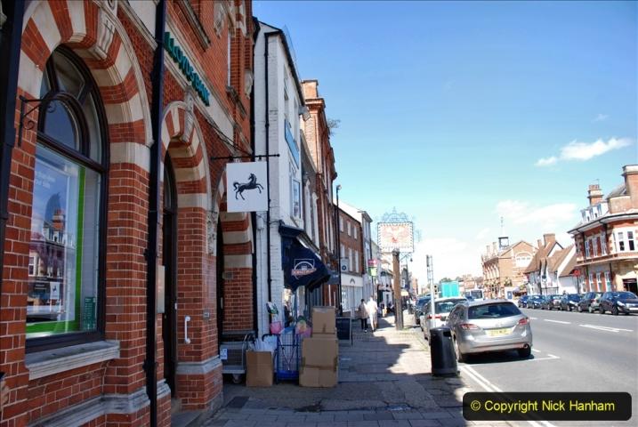 2020-08-20 Covid 19 Visit Thame, Oxfordshire. (130) 227