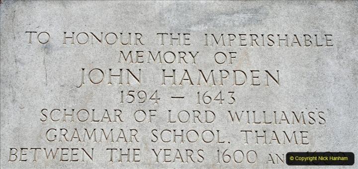 2020-08-20 Covid 19 Visit Thame, Oxfordshire. (134) 231