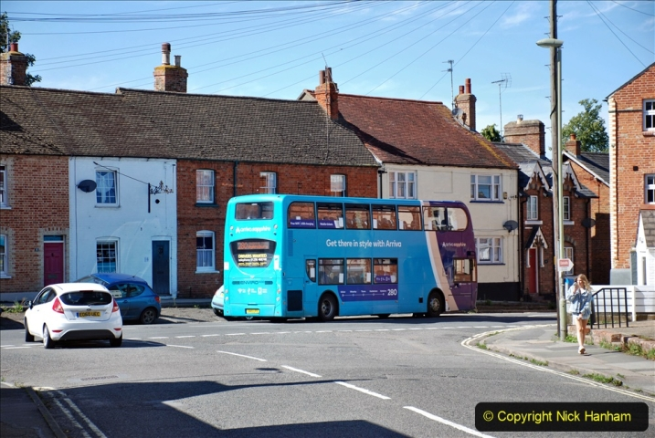 2020-08-20 Covid 19 Visit Thame, Oxfordshire. (148) 245