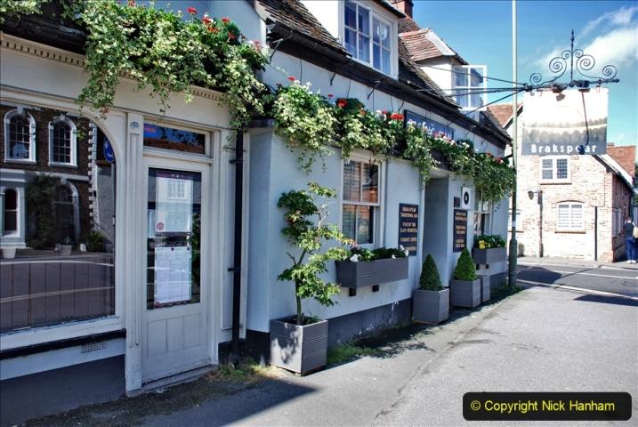 2020-08-20 Covid 19 Visit Thame, Oxfordshire. (31) 128