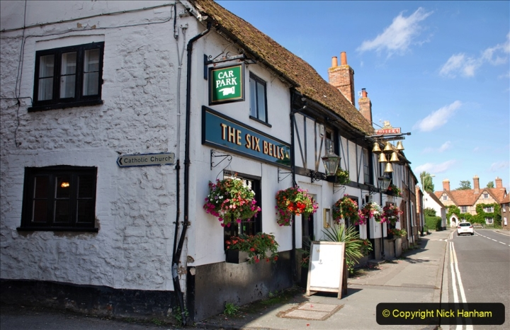 2020-08-20 Covid 19 Visit Thame, Oxfordshire. (42) 139