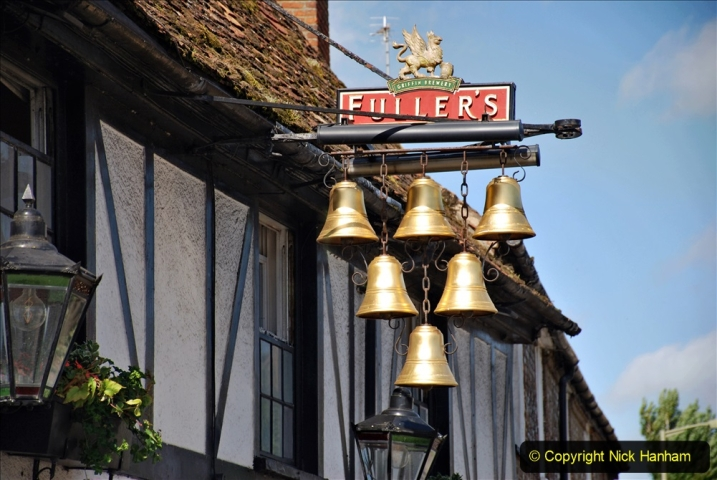 2020-08-20 Covid 19 Visit Thame, Oxfordshire. (43) 140