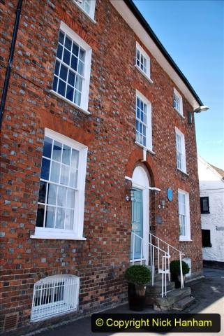 2020-08-20 Covid 19 Visit Thame, Oxfordshire. (44) 141