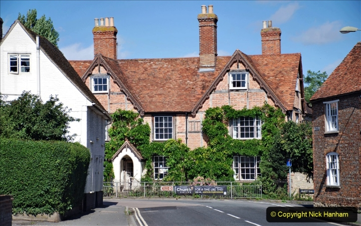 2020-08-20 Covid 19 Visit Thame, Oxfordshire. (47) 144