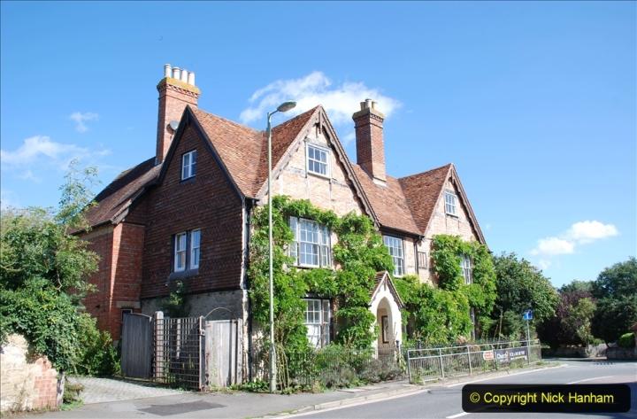 2020-08-20 Covid 19 Visit Thame, Oxfordshire. (51) 148