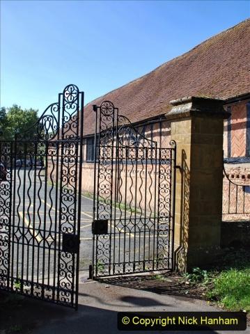 2020-08-20 Covid 19 Visit Thame, Oxfordshire. (63) 160