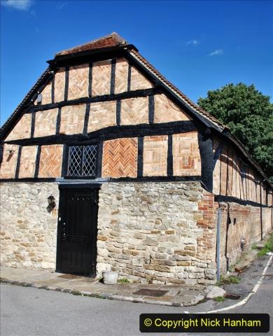 2020-08-20 Covid 19 Visit Thame, Oxfordshire. (66) 163