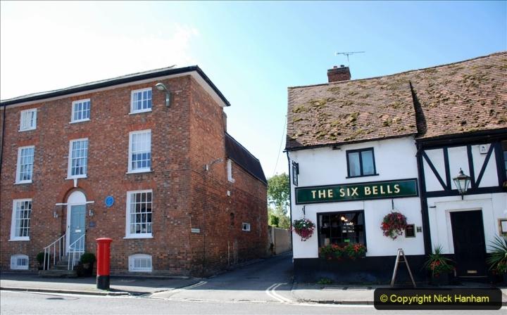 2020-08-20 Covid 19 Visit Thame, Oxfordshire. (69) 166