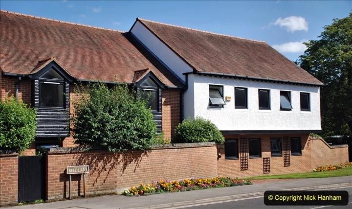2020-08-20 Covid 19 Visit Thame, Oxfordshire. (81) 178