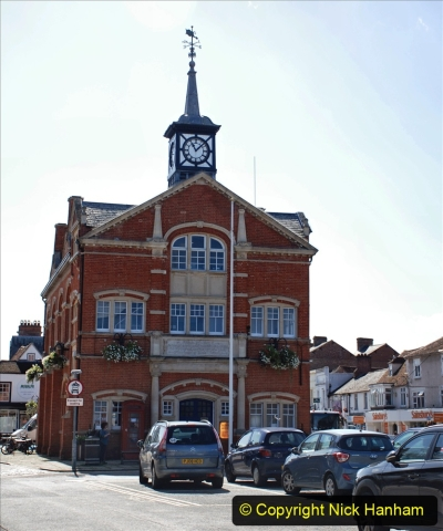 2020-08-20 Covid 19 Visit Thame, Oxfordshire. (84) 181