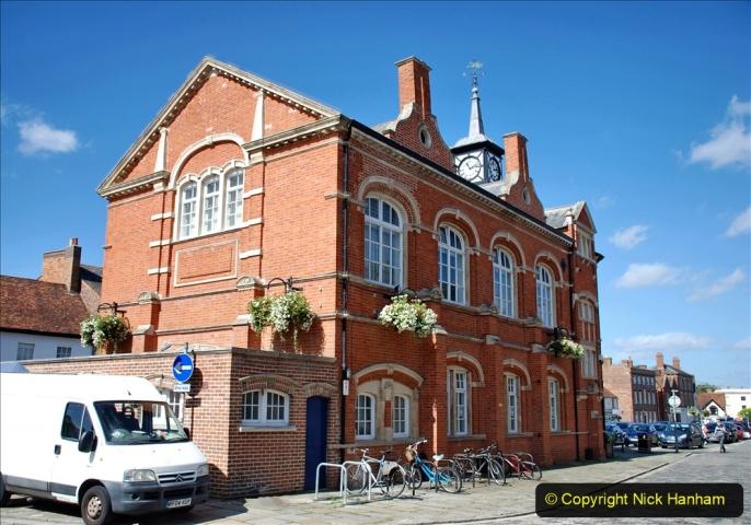 2020-08-20 Covid 19 Visit Thame, Oxfordshire. (85) 182