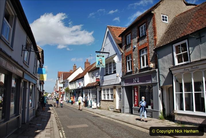 2020-08-20 Covid 19 Visit Thame, Oxfordshire. (90) 187