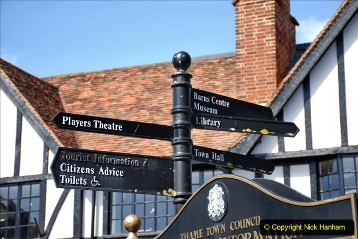 2020-08-20 Covid 19 Visit Thame, Oxfordshire. (94) 191