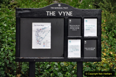 2020-08-19 Covid 19 Visit The Vyne (NT) near Basingstoke, Hampshire. (1)  001