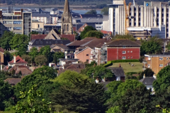 2020 May 15 Covid 19 Walk Parkstone & Constitution Hill View Point. (30) 030