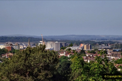 2020 May 15 Covid 19 Walk Parkstone & Constitution Hill View Point. (36) 036