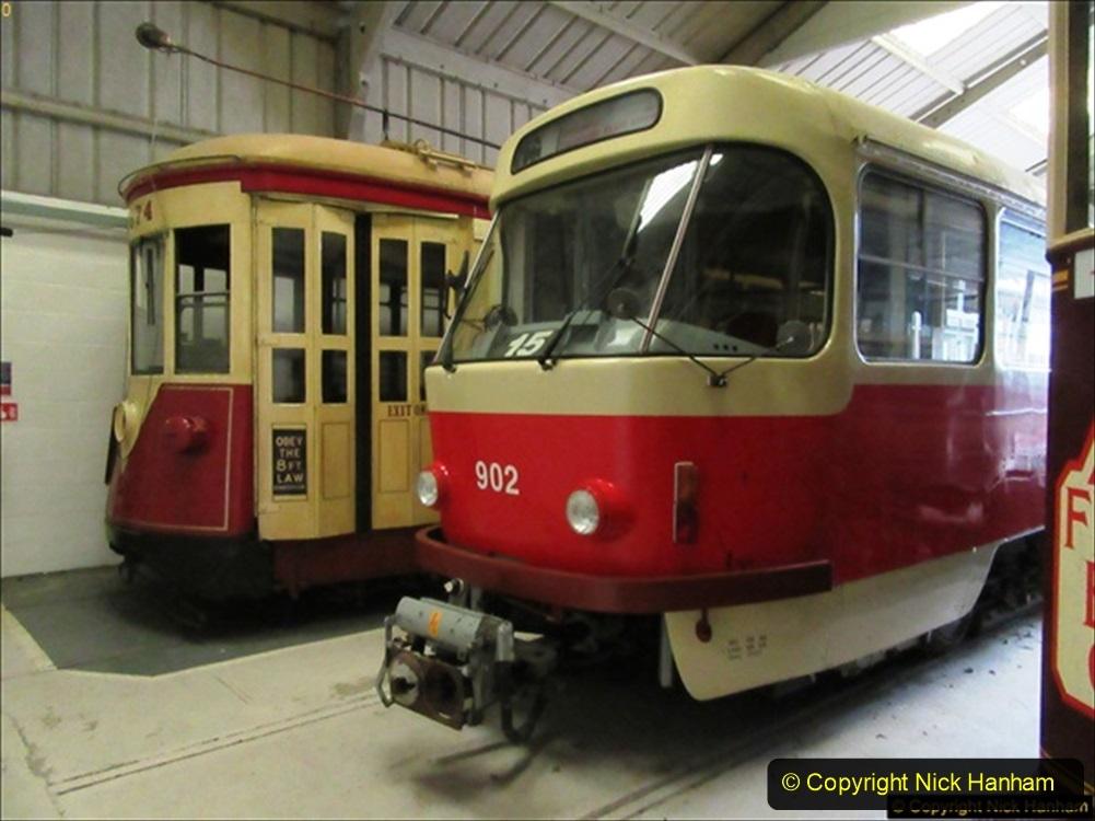2017-04-16 Crich Tramway Museum, Derbyshire.  (111)111