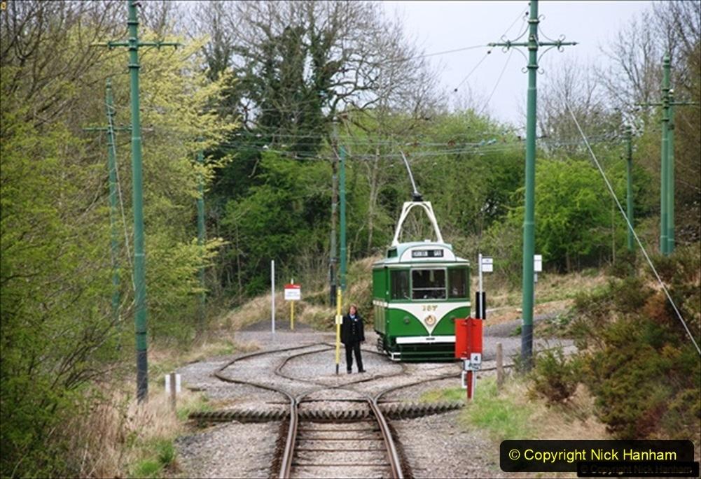 2017-04-16 Crich Tramway Museum, Derbyshire.  (222)222