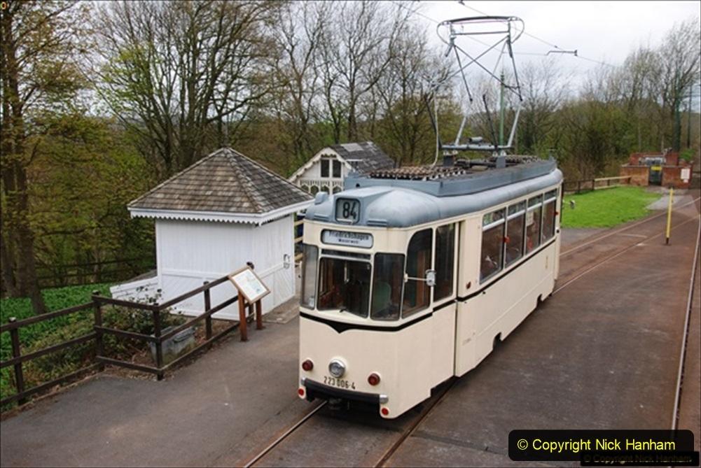 2017-04-16 Crich Tramway Museum, Derbyshire.  (248)248