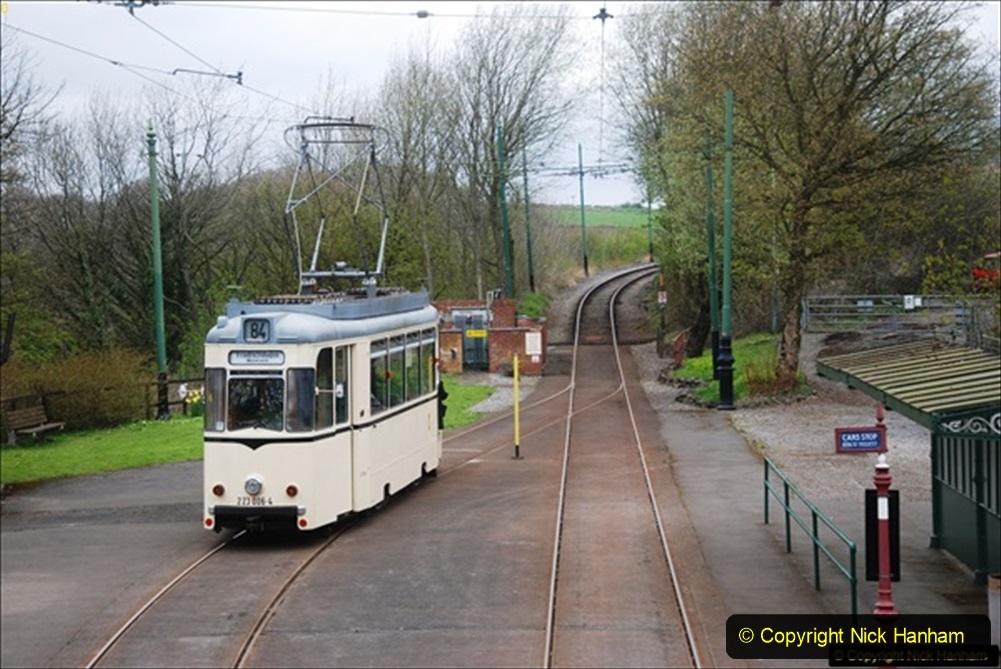 2017-04-16 Crich Tramway Museum, Derbyshire.  (250)250