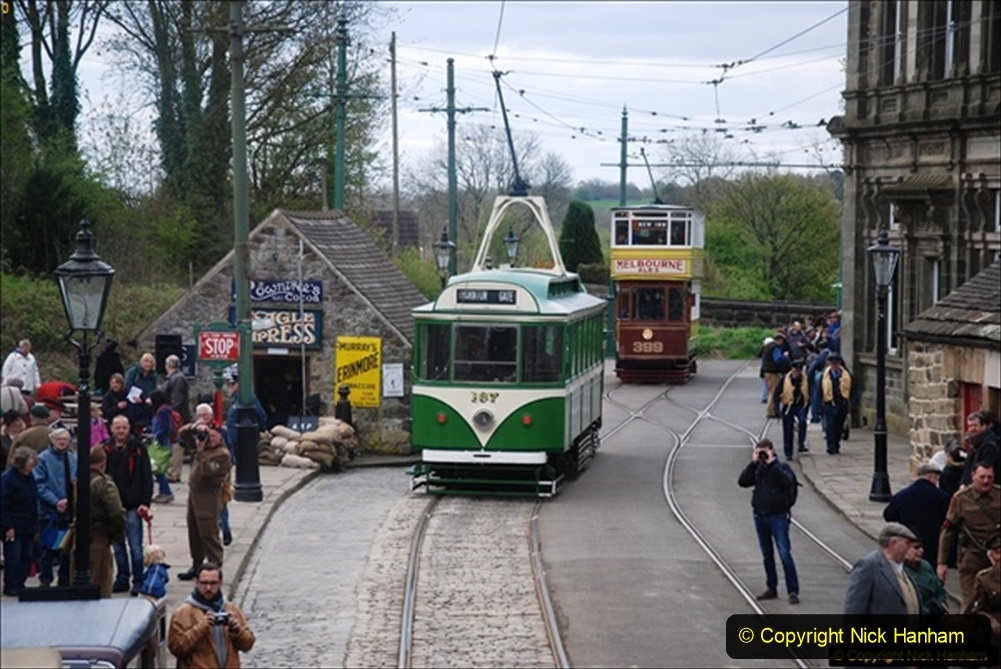 2017-04-16 Crich Tramway Museum, Derbyshire.  (260)260