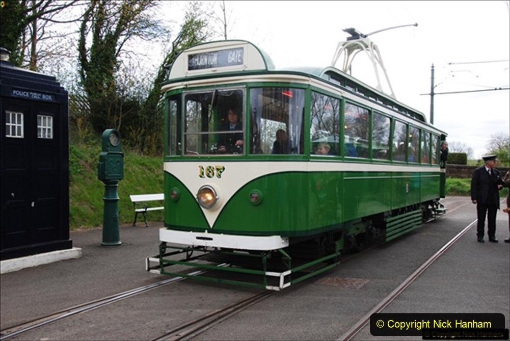 2017-04-16 Crich Tramway Museum, Derbyshire.  (273)273
