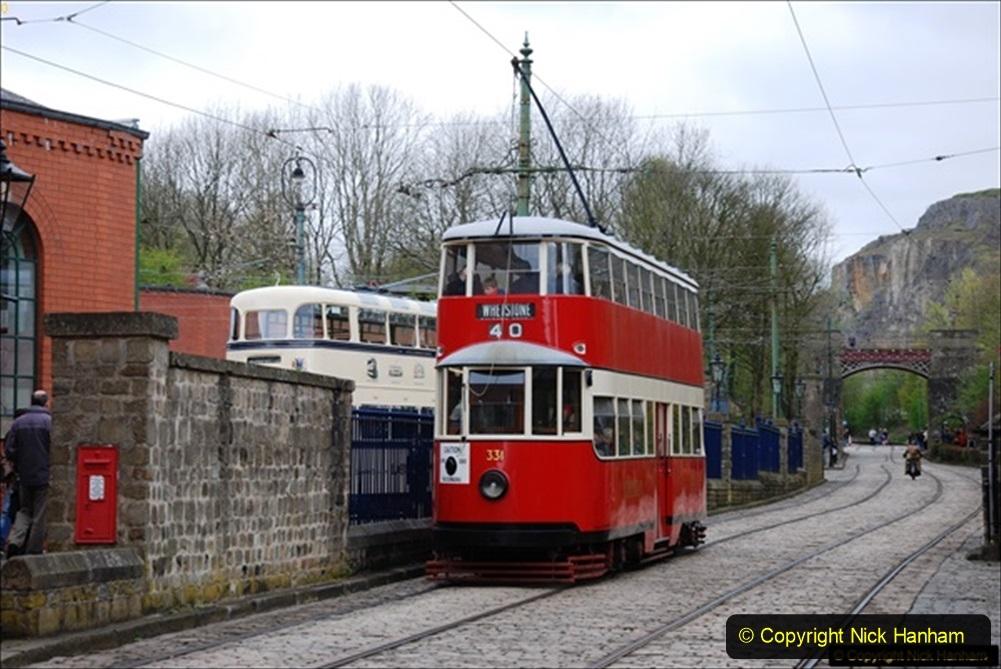2017-04-16 Crich Tramway Museum, Derbyshire.  (301)301
