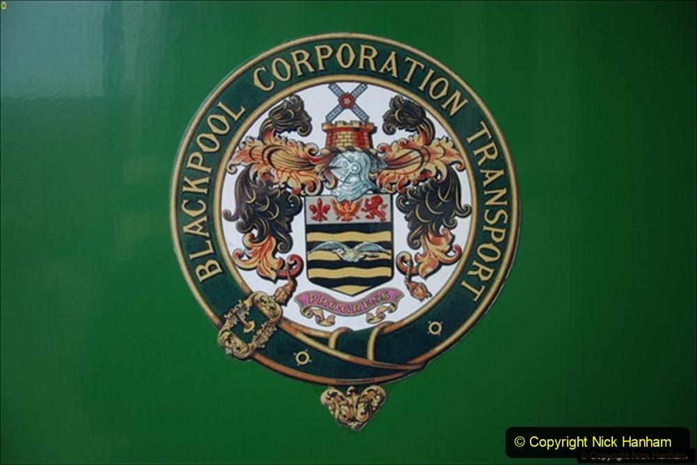 2017-04-16 Crich Tramway Museum, Derbyshire.  (35)035