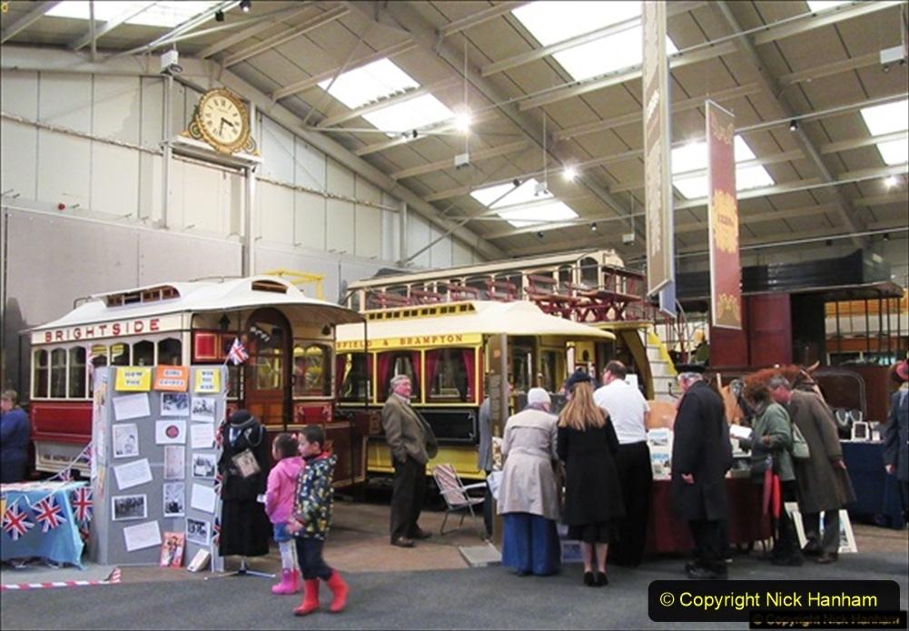 2017-04-16 Crich Tramway Museum, Derbyshire.  (400)400