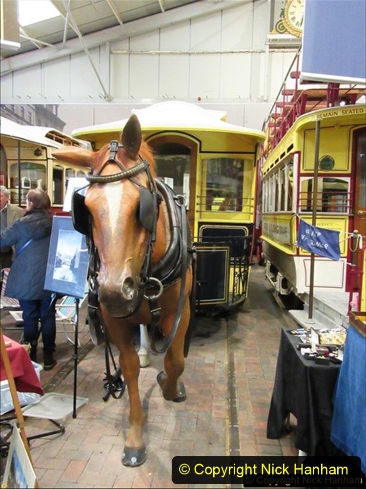 2017-04-16 Crich Tramway Museum, Derbyshire.  (401)401