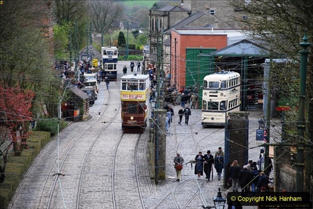 2017-04-16 Crich Tramway Museum, Derbyshire.  (416)416