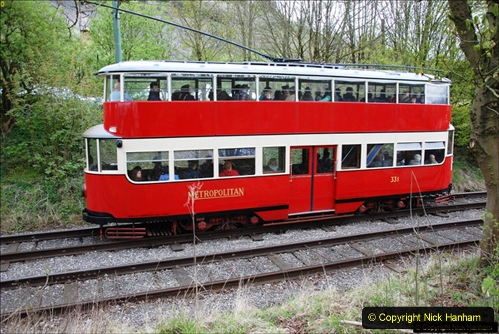 2017-04-16 Crich Tramway Museum, Derbyshire.  (452)452