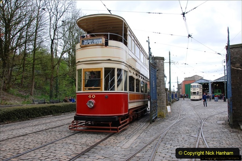 2017-04-16 Crich Tramway Museum, Derbyshire.  (461)461