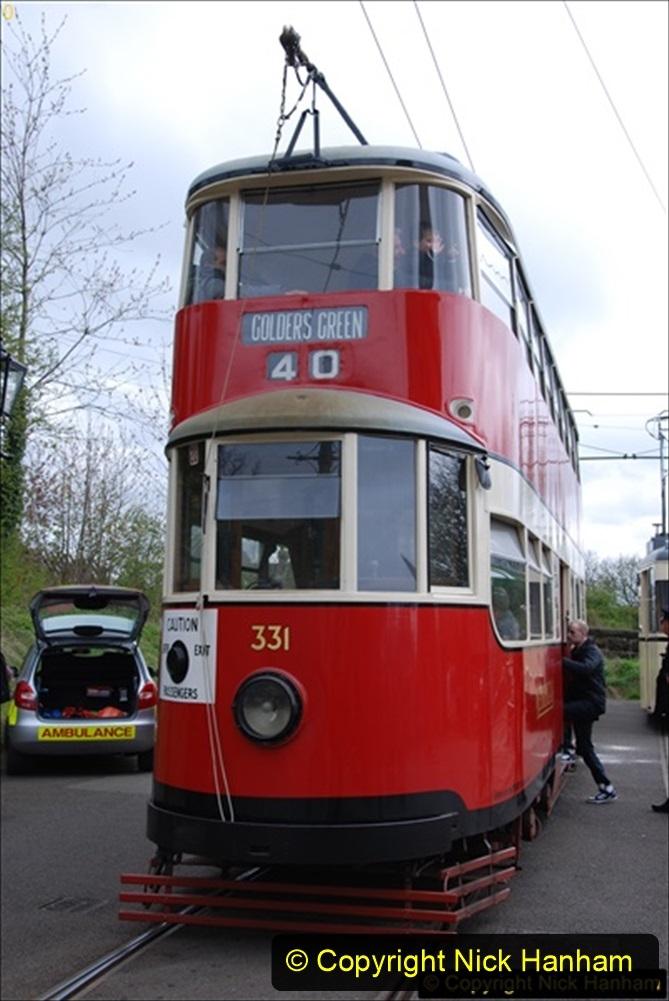 2017-04-16 Crich Tramway Museum, Derbyshire.  (495)495