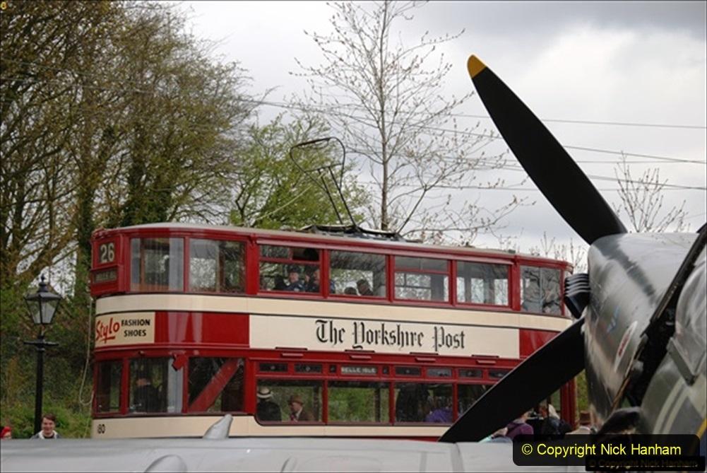 2017-04-16 Crich Tramway Museum, Derbyshire.  (505)505
