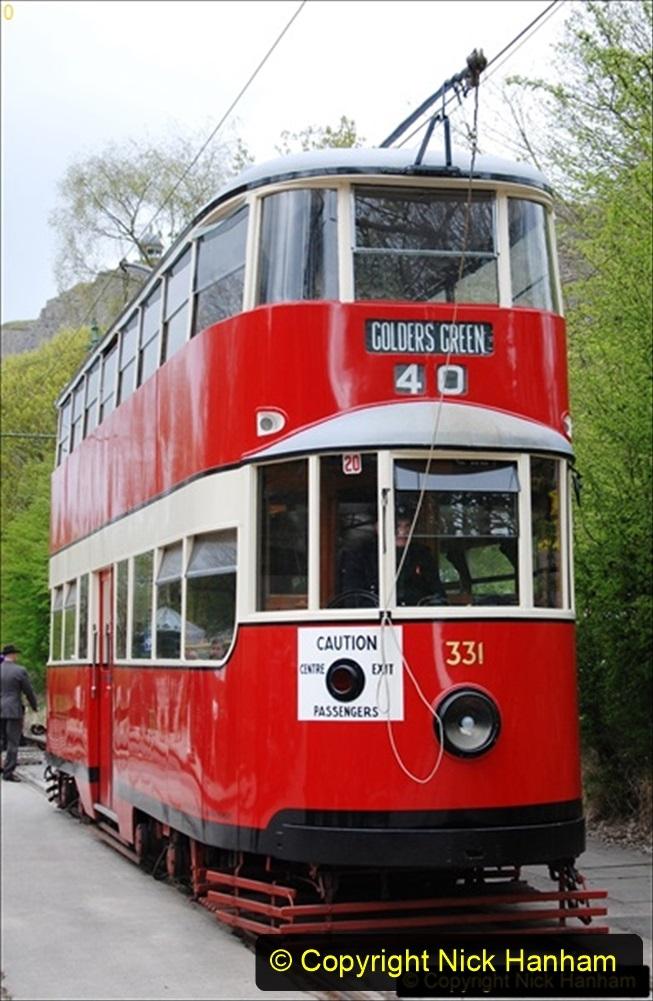 2017-04-16 Crich Tramway Museum, Derbyshire.  (541)541