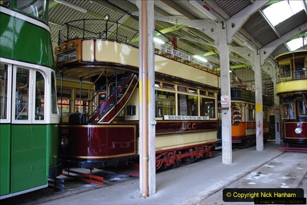 2017-04-16 Crich Tramway Museum, Derbyshire.  (79)079