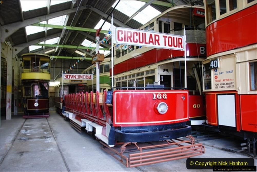 2017-04-16 Crich Tramway Museum, Derbyshire.  (80)080