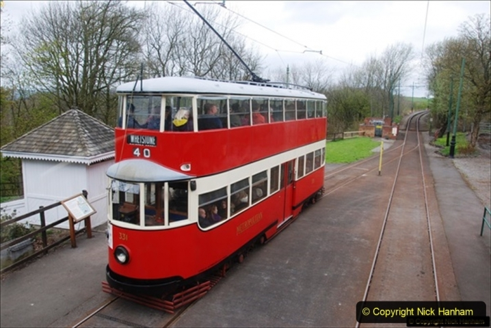 2017-04-16 Crich Tramway Museum, Derbyshire.  (245)245