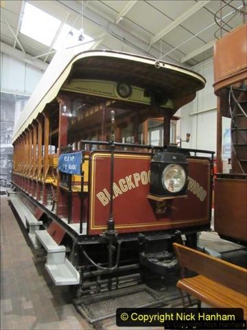 2017-04-16 Crich Tramway Museum, Derbyshire.  (321)321