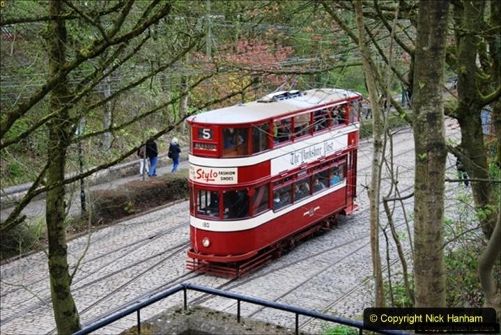 2017-04-16 Crich Tramway Museum, Derbyshire.  (406)406