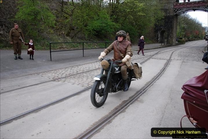 2017-04-16 Crich Tramway Museum, Derbyshire.  (451)451