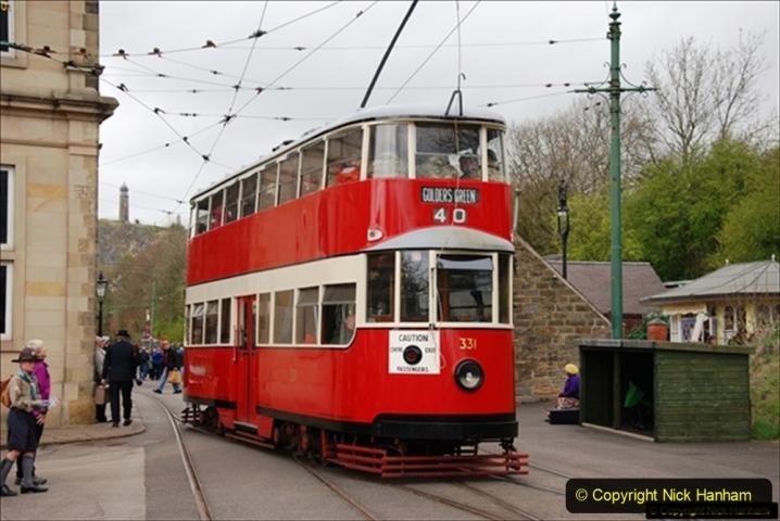 2017-04-16 Crich Tramway Museum, Derbyshire.  (494)494