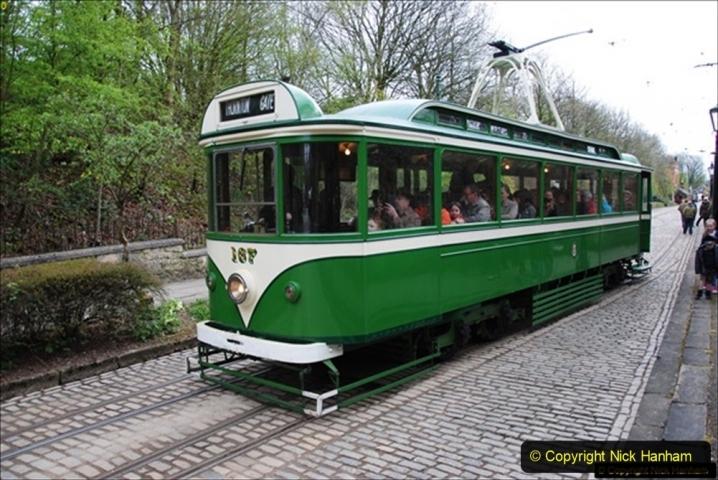 2017-04-16 Crich Tramway Museum, Derbyshire.  (535)535