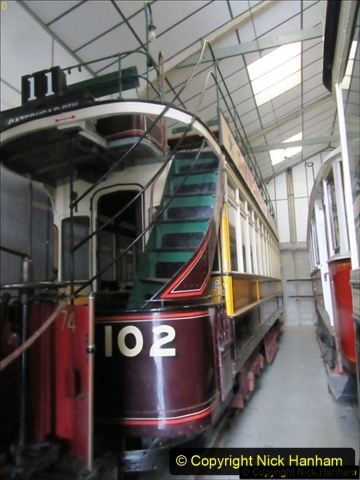 2017-04-16 Crich Tramway Museum, Derbyshire.  (72)072