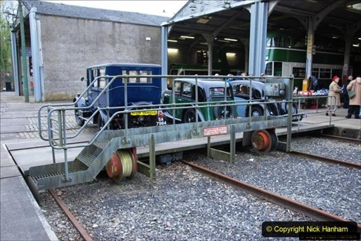 2017-04-16 Crich Tramway Museum, Derbyshire.  (88)088