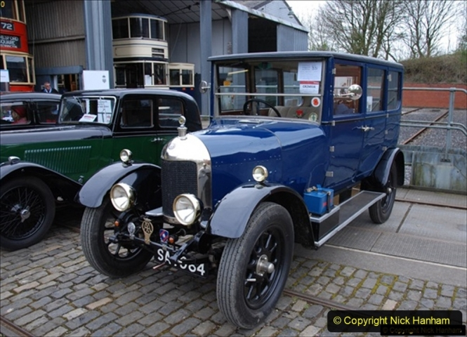 2017-04-16 Crich Tramway Museum, Derbyshire.  (92)092